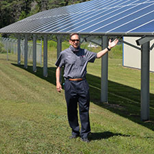 Reducing our Carbon Footprint…With Solar